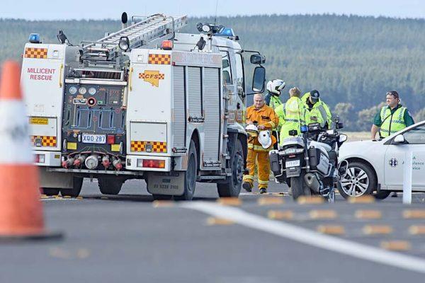 Fatal crash near Millicent - TBW News Group