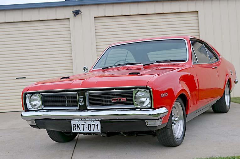 Carsmart 1971 Hg Holden Gts Monaro Tbw News Group