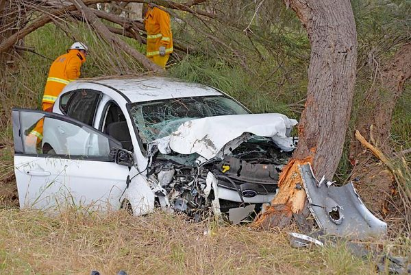 Driver Flown To Adelaide After Serious Crash Tbw News Group