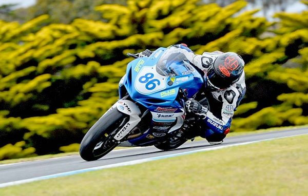 Rough national superbike start for Dallas Skeer - TBW News Group