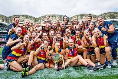 Afl Womens Premiers  TBW Newsgroup