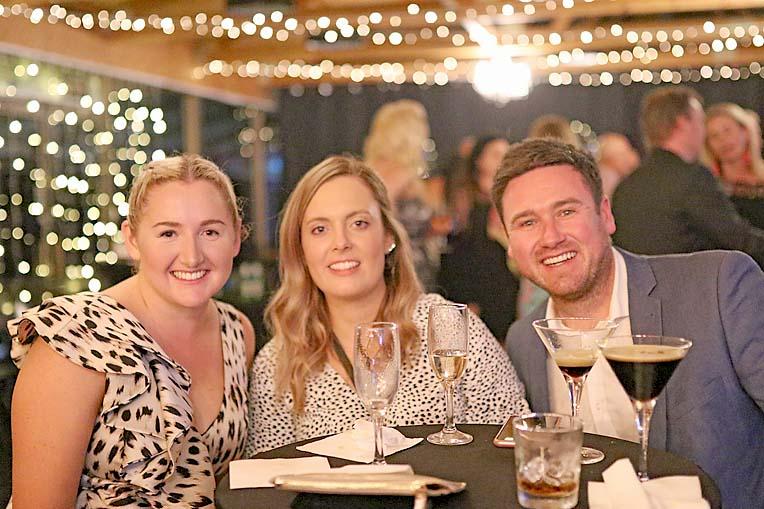 Bianca Easterbrook, Sarah Dunstan, Ricky Dalby  TBW Newsgroup