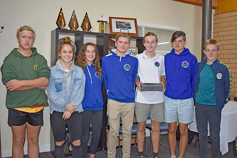 Beachport Lifesaving Club  TBW Newsgroup