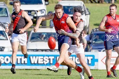 West V East Gambier Football & Netball TBW Newsgroup