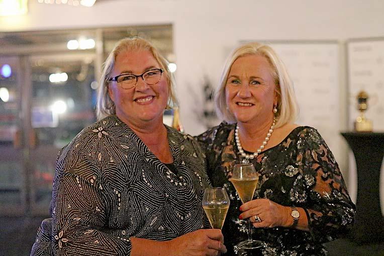 Carolyn Flood, Andrea Pegler  TBW Newsgroup
