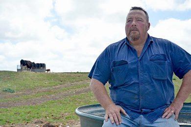 High Hopes Allendale East Dairyfarmer John Hunt Welcomes News  TBW Newsgroup