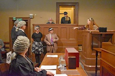 Mock Trial  TBW Newsgroup