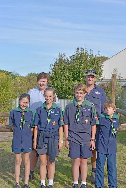 Penola Scouts TBW Newsgroup