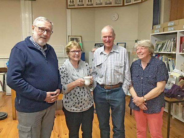Rob And June Gelok And Chris And Josie Skeer  TBW Newsgroup