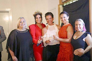 Sarah Barney, Tahlia Gabrielli, Jo Hodges, Jayde Doody And Caroline Barr  TBW Newsgroup