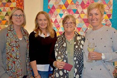 Sue Ricketts, Amber May, Julie Ricketts And Tanya Payne  TBW Newsgroup