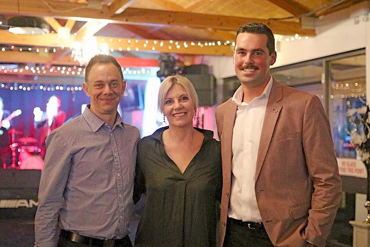 Tristan Barr, Julie Killick, Tim Scarth  TBW Newsgroup