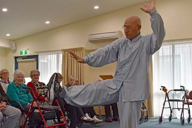 Tai Chi  TBW Newsgroup