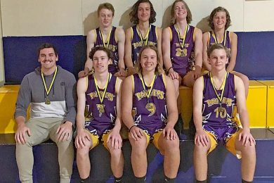 U18 Men Oliver Thomson, Jake Walker, Joel Duncan, Joel Dent, Jak Ryan,jaidyn Lawrence, Ethan Norman, Parker Smithweb TBW Newsgroup