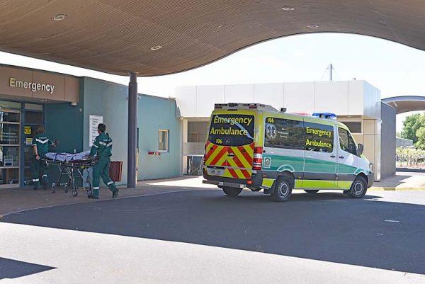 Ambulance  TBW Newsgroup