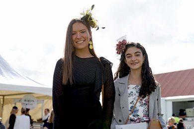 Penola Cup Teen Fashion On The Field Winners Rachel Murphy And Bree Robinson  TBW Newsgroup