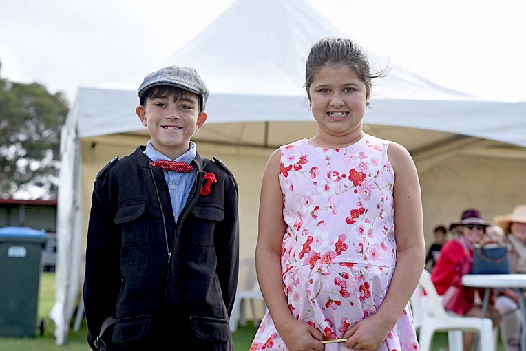 Penola Cup Young Fashion On Fields Winners Thomas Robinson And Grace Mccarthy  TBW Newsgroup