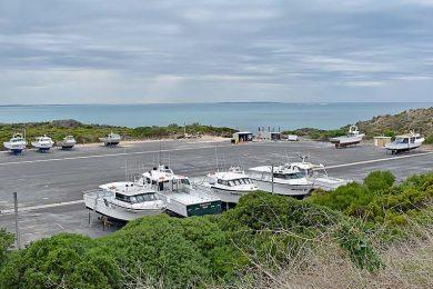Beachport Boatramp May 2019  TBW Newsgroup