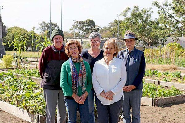 Community Garden Group Shot  TBW Newsgroup