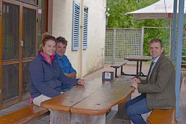Mcbride Coffee Convo TBW Newsgroup