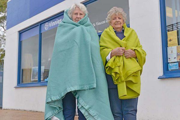 Margaret Halman And Maragret Hastings St Vinnies  TBW Newsgroup