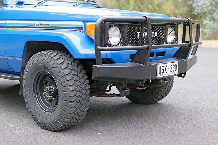 Toyota Landcruiser (8)  TBW Newsgroup