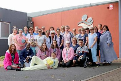 Mount Gambier Hospital Staff Pj Day  TBW Newsgroup
