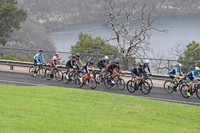 Riders Around Blue Lake  TBW Newsgroup