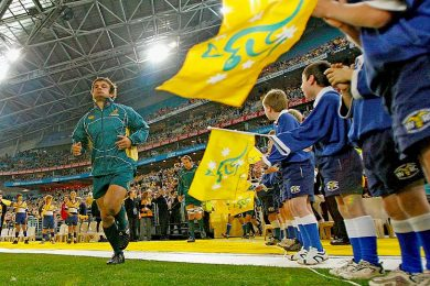 Australia V France First Test TBW Newsgroup