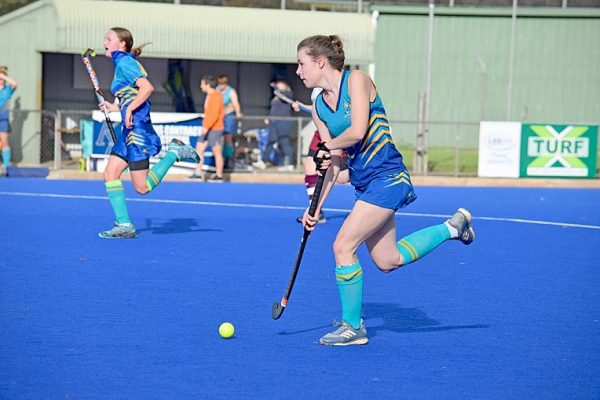Charlotte Foote Opened The Scoring Early For West In Their Victory Over Naracoorte TBW Newsgroup
