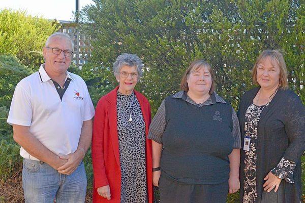 Ian Weber Maureen Klintberg Fiona Jeffs Pam Schubert TBW Newsgroup