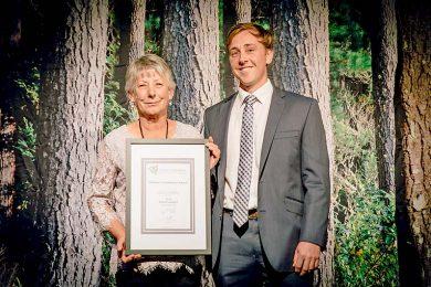 Leonie Stapleton Lifetime Achievement Award  TBW Newsgroup