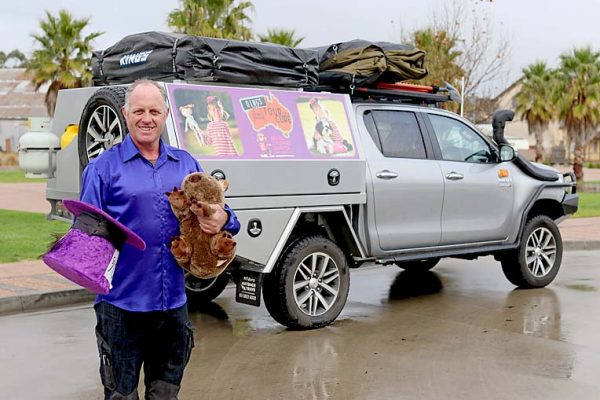 Mildura Tripping Guy (2)  TBW Newsgroup