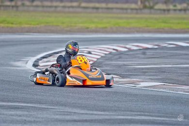 Stock Honda Kart  TBW Newsgroup
