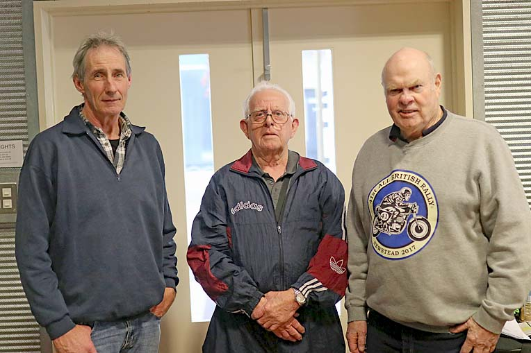 1 Peter Moloney, Barry Williams And Colin Thompson  TBW Newsgroup