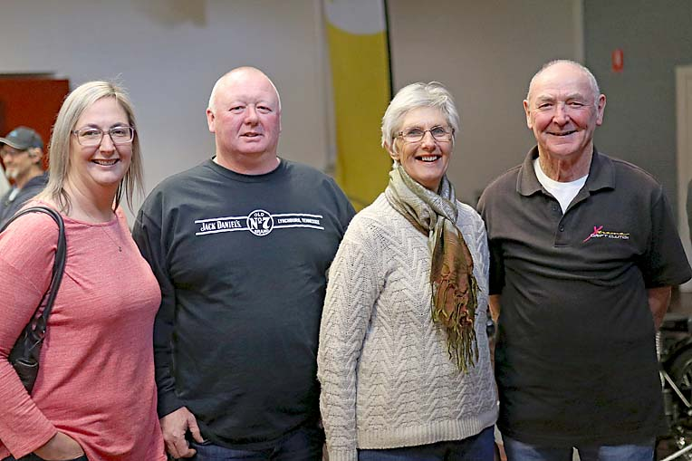 3 Cathie Ferguson, Nick Charlton, Jennifer And Mack Ferguson  TBW Newsgroup