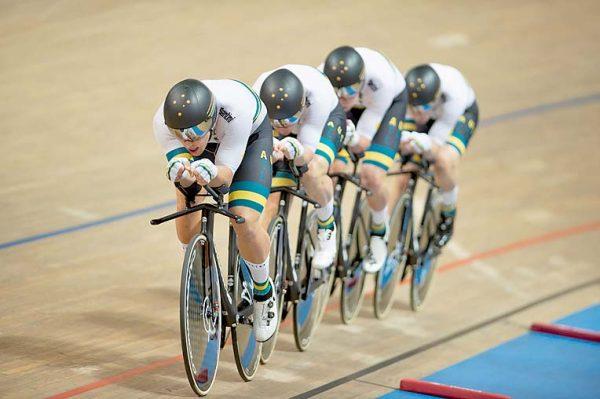 Australian Track Team 1 TBW Newsgroup
