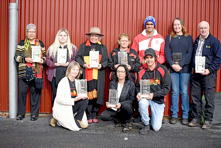 Naidoc Award Winners  TBW Newsgroup