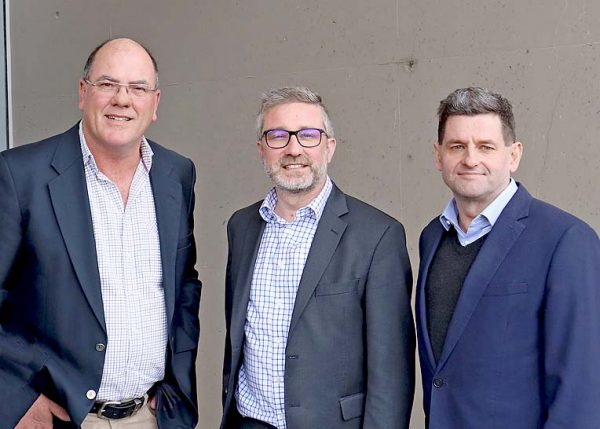 Peter Gandolfi, Jeremy Conway & David Wheaton TBW Newsgroup