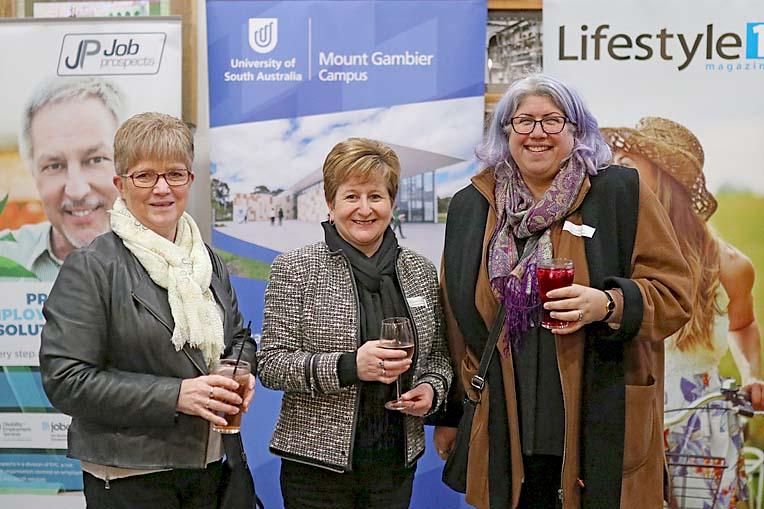 Sheryn Wilson, Sharon Tuffnell, Keren Leslie  TBW Newsgroup
