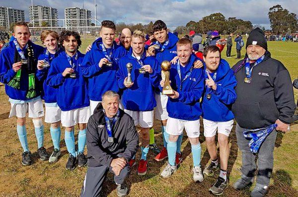 United Academy Winning Team TBW Newsgroup
