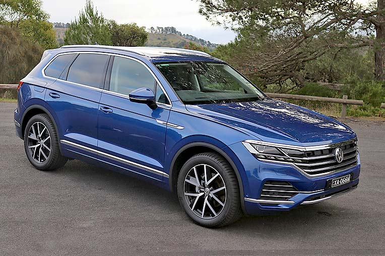 P2 Volkswagen Touareg (3)  TBW Newsgroup