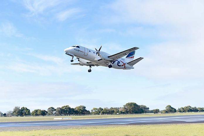 Rex Plane Mount Gambier Copy20160714  TBW Newsgroup