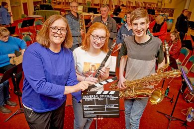 Concert Band  TBW Newsgroup