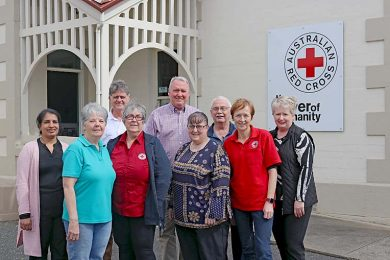 Group Shop Of Red Cross  TBW Newsgroup