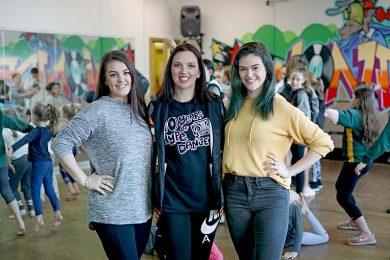 Hype Dance Studio, Paris, Kim And Keana  TBW Newsgroup