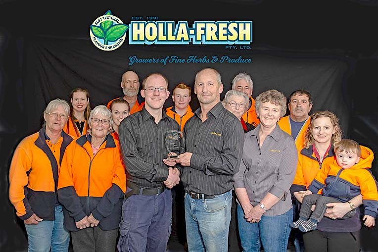 Hollafresh Award (1)  TBW Newsgroup