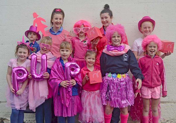 Pink Up Penola TBW Newsgroup