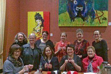 Poppy Knitting  TBW Newsgroup