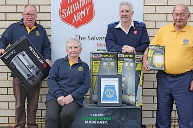 The Salvation Army Bushfire Trailer20190822  TBW Newsgroup